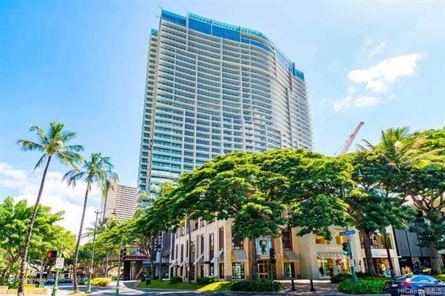 383 Kalaimoku Street #2707, Honolulu, HI 96815 (MLS #202020552) :: Keller Williams Honolulu