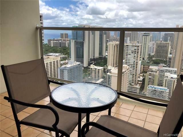 445 Seaside Avenue #3916, Honolulu, HI 96815 (MLS #202020586) :: Keller Williams Honolulu