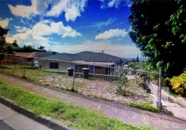 1093 Wiliki Drive, Honolulu, HI 96818 (MLS #202020593) :: The Ihara Team