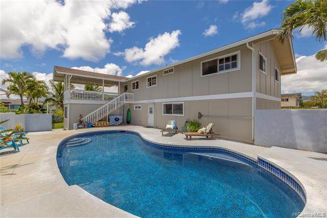 55-121 Naupaka Street, Laie, HI 96762 (MLS #202020596) :: The Ihara Team