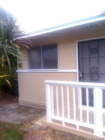 1744 Kamohoalii Street #2, Honolulu, HI 96819 (MLS #202020611) :: Island Life Homes