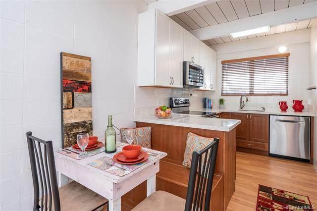 1453-2 Hunakai Street #59, Honolulu, HI 96816 (MLS #202020631) :: Island Life Homes