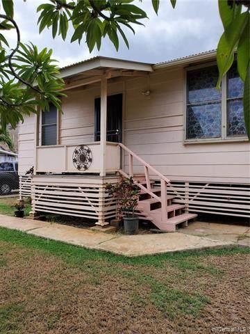 84-570 Farrington Highway B, Waianae, HI 96792 (MLS #202020634) :: Keller Williams Honolulu