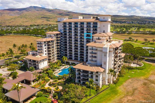 92-104 Waialii Place O-1105, Kapolei, HI 96707 (MLS #202020650) :: Team Lally