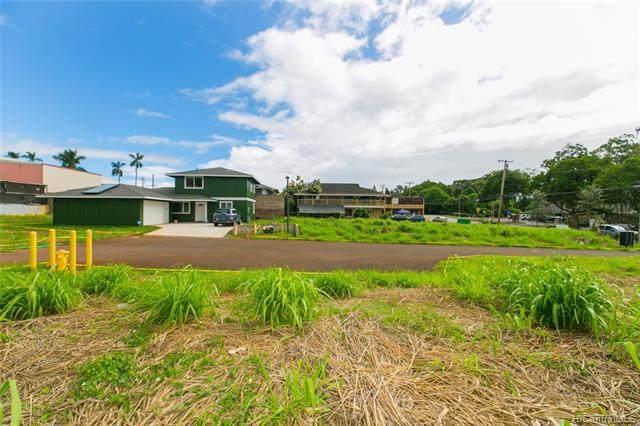 1106 Kilani Avenue #7, Wahiawa, HI 96786 (MLS #202020688) :: Island Life Homes