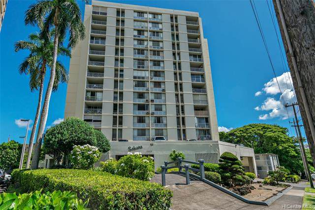 2029 Nuuanu Avenue #1506, Honolulu, HI 96817 (MLS #202020725) :: The Ihara Team