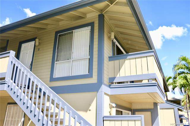 91-203 Hanapouli Circle 39S, Ewa Beach, HI 96706 (MLS #202020777) :: Barnes Hawaii