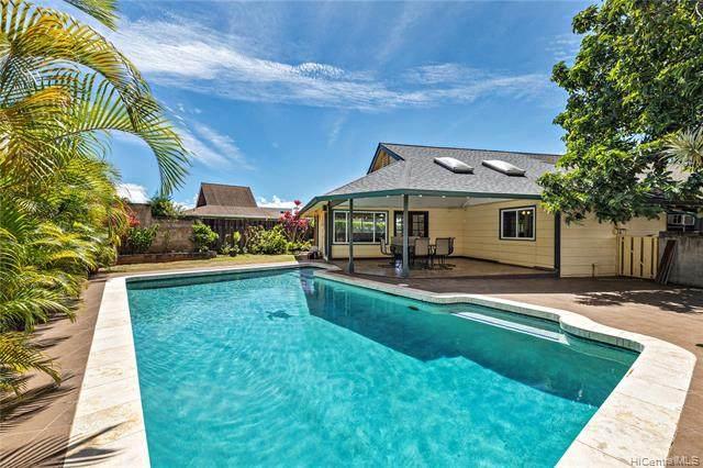 94-173 Kapuahi Place, Mililani, HI 96789 (MLS #202020797) :: Corcoran Pacific Properties