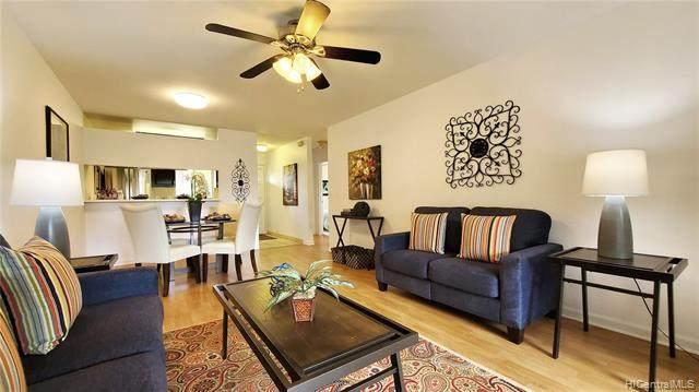 94-628 Lumiaina Street G203, Waipahu, HI 96797 (MLS #202020809) :: LUVA Real Estate