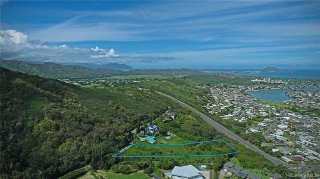 42-259 Old Kalanianaole Road, Kailua, HI 96734 (MLS #202020825) :: Barnes Hawaii