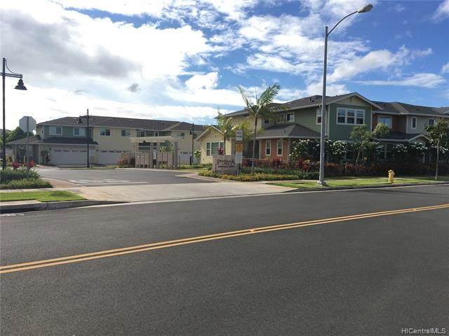 550 Kamaaha Avenue #702, Kapolei, HI 96707 (MLS #202020837) :: LUVA Real Estate