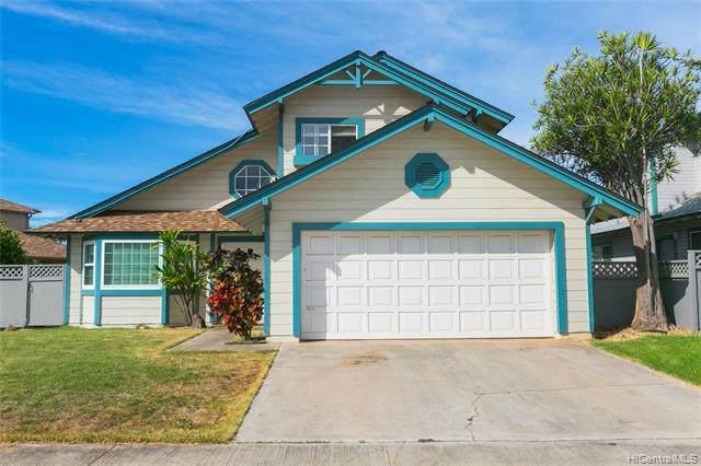 91-1028 Makahou Street, Kapolei, HI 96707 (MLS #202020858) :: Island Life Homes