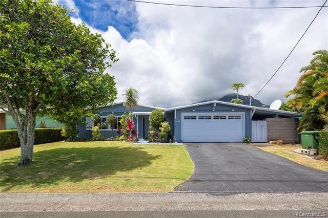 1625 Ulueo Street, Kailua, HI 96734 (MLS #202020863) :: The Ihara Team