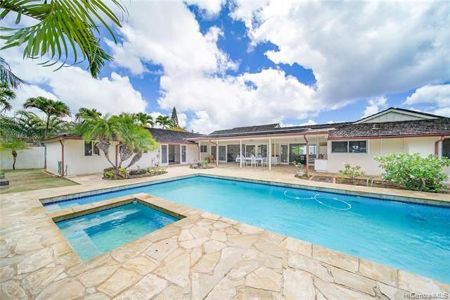 1227 Koloa Street, Honolulu, HI 96816 (MLS #202020902) :: Corcoran Pacific Properties