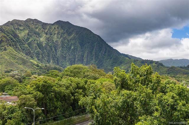 46-283 Kahuhipa Street C 808, Kaneohe, HI 96744 (MLS #202020946) :: Island Life Homes