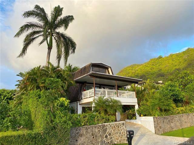 3310 Niolopua Drive, Honolulu, HI 96817 (MLS #202020961) :: Island Life Homes