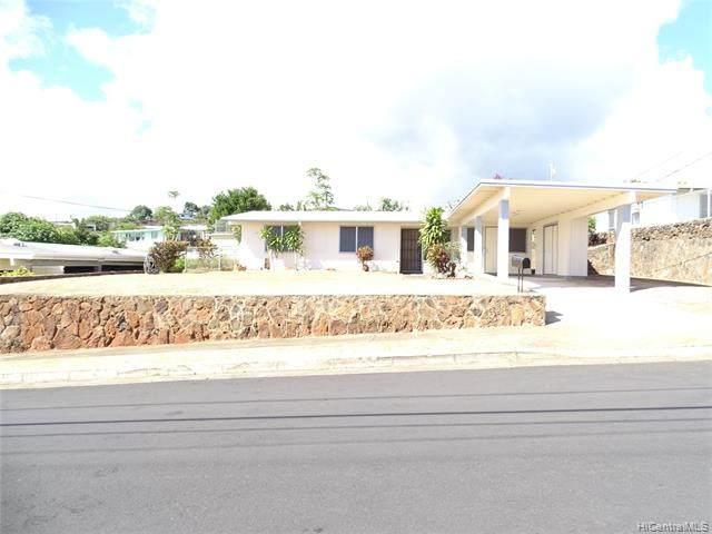99-544 Paihi Street, Aiea, HI 96701 (MLS #202021007) :: Corcoran Pacific Properties