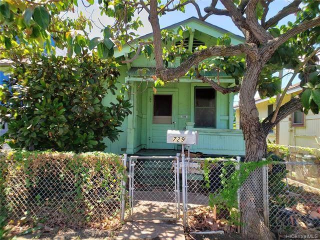 729 Gulick Avenue, Honolulu, HI 96819 (MLS #202021011) :: Corcoran Pacific Properties
