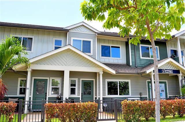 458 Manawai Street #605, Kapolei, HI 96707 (MLS #202021019) :: LUVA Real Estate