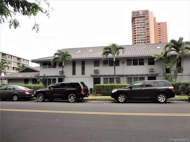 2996 Ala Ilima Street #11, Honolulu, HI 96818 (MLS #202021055) :: Barnes Hawaii
