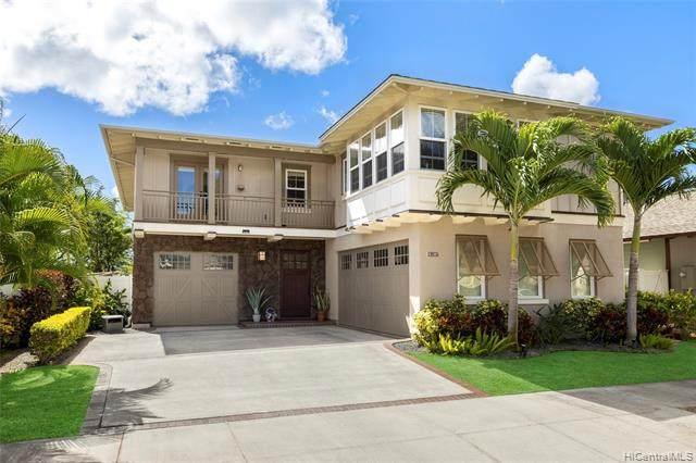 91-1107 Waikai Street, Ewa Beach, HI 96706 (MLS #202021084) :: Corcoran Pacific Properties