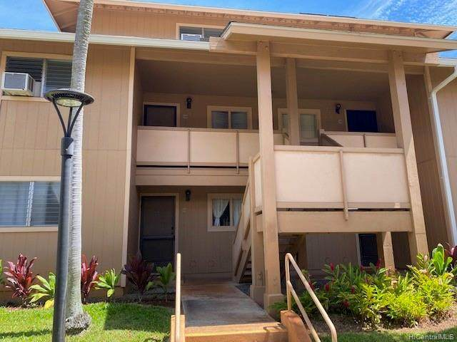 98-1361 Koaheahe Place #119, Pearl City, HI 96782 (MLS #202021110) :: Island Life Homes