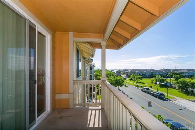 1020 Kakala Street #825, Kapolei, HI 96707 (MLS #202021123) :: Keller Williams Honolulu