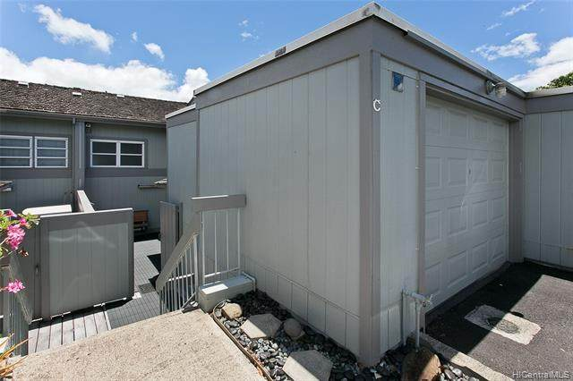 98-1451 Kaahumanu Street C-219, Aiea, HI 96701 (MLS #202021148) :: LUVA Real Estate