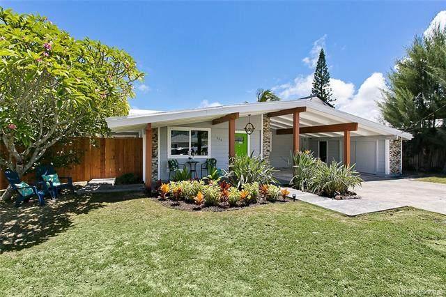 536 Iliaina Street, Kailua, HI 96734 (MLS #202021151) :: LUVA Real Estate