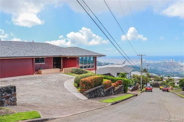 1970 Alewa Drive, Honolulu, HI 96817 (MLS #202021156) :: Island Life Homes