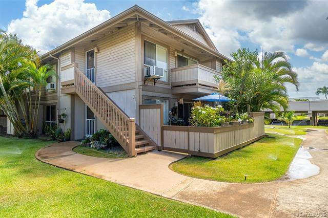 91-1200 Mikohu Street 44S, Ewa Beach, HI 96706 (MLS #202021204) :: Barnes Hawaii
