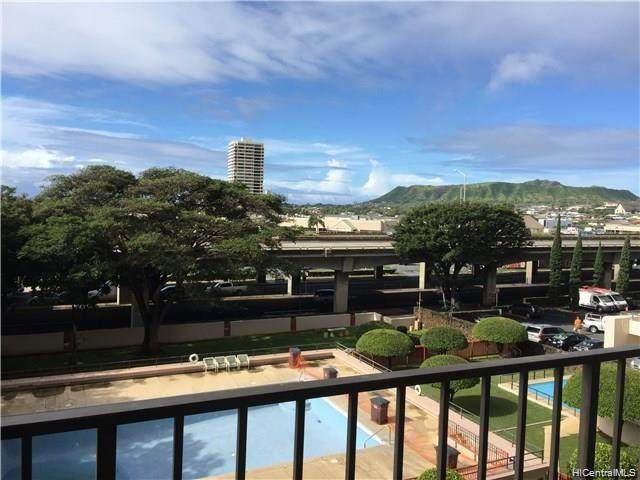 4300 Waialae Avenue A406, Honolulu, HI 96816 (MLS #202021257) :: Barnes Hawaii