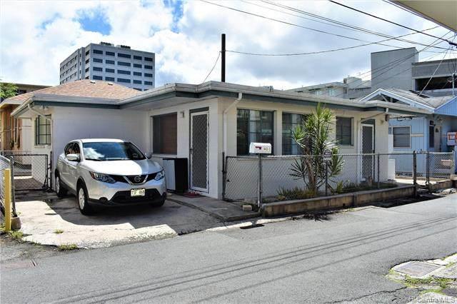 1643 Liliha Street C, Honolulu, HI 96817 (MLS #202021267) :: Keller Williams Honolulu