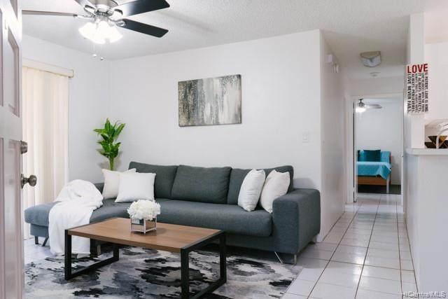 94-870 Lumiauau Street E102, Waipahu, HI 96797 (MLS #202021303) :: LUVA Real Estate
