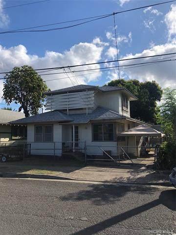 1212 Halona Street, Honolulu, HI 96817 (MLS #202021321) :: Corcoran Pacific Properties