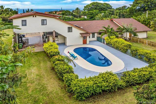 59-518 Alapio Road, Haleiwa, HI 96712 (MLS #202021347) :: Island Life Homes