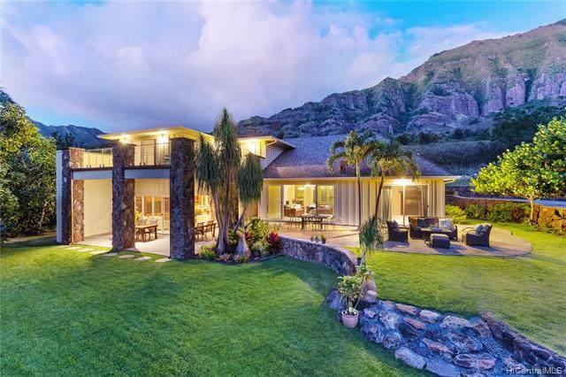 84-1219 Alahele Street, Waianae, HI 96792 (MLS #202021357) :: Corcoran Pacific Properties