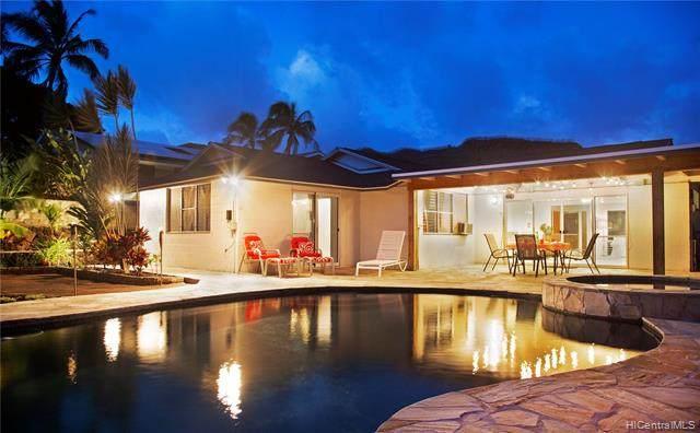 1369 Kupau Street, Kailua, HI 96734 (MLS #202021427) :: Island Life Homes