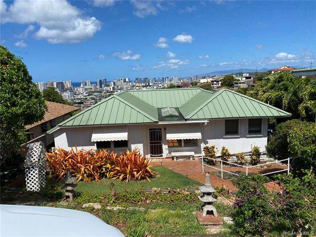 3071 Felix Street, Honolulu, HI 96816 (MLS #202021430) :: Corcoran Pacific Properties