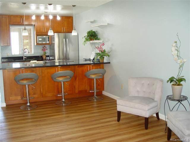 94-541 Lumiaina Street T204, Waipahu, HI 96797 (MLS #202021475) :: LUVA Real Estate