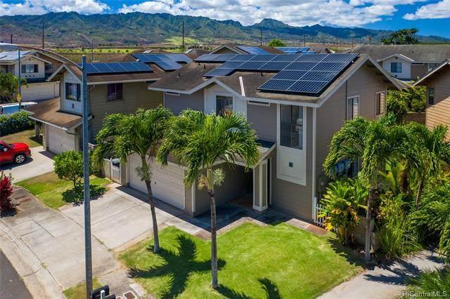 94-204 Pouhana Loop #28, Waipahu, HI 96797 (MLS #202021514) :: Corcoran Pacific Properties