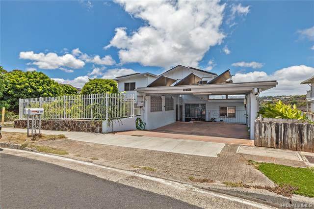 98-341 Puaalii Street, Aiea, HI 96701 (MLS #202021521) :: Corcoran Pacific Properties