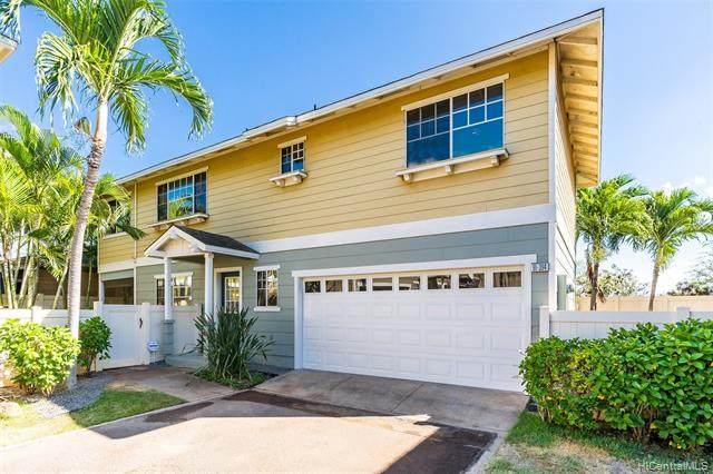 91-394 Makalea Street, Ewa Beach, HI 96706 (MLS #202021547) :: Barnes Hawaii