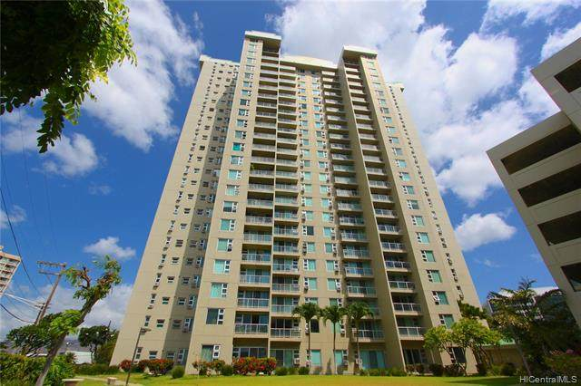 215 N King Street #207, Honolulu, HI 96817 (MLS #202021594) :: Barnes Hawaii