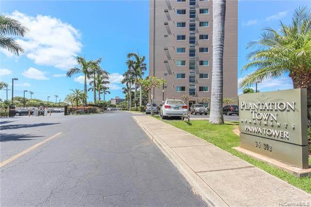 94-302 Paiwa Street #804, Waipahu, HI 96797 (MLS #202021635) :: LUVA Real Estate