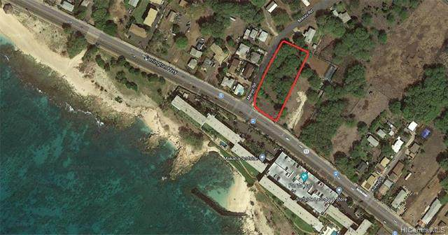 85-144 Farrington Highway, Waianae, HI 96792 (MLS #202021651) :: Corcoran Pacific Properties