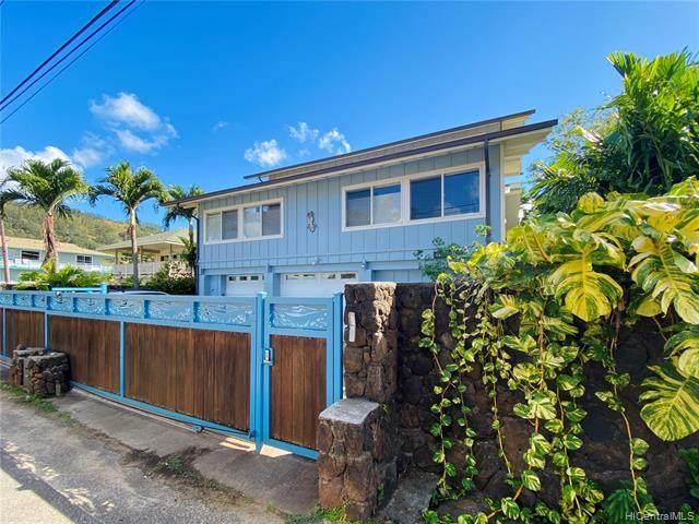 59-025 Kahauola Street, Haleiwa, HI 96712 (MLS #202021662) :: Barnes Hawaii