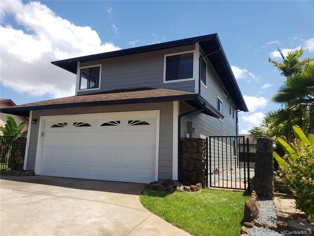 91-243 Louluhiwa Place, Kapolei, HI 96707 (MLS #202021774) :: LUVA Real Estate