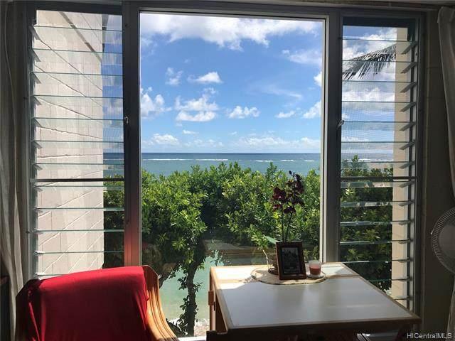 53-549 Kamehameha Highway #408, Hauula, HI 96717 (MLS #202021782) :: Corcoran Pacific Properties