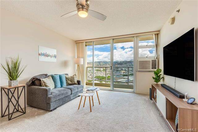 215 N King Street #2206, Honolulu, HI 96817 (MLS #202021811) :: Barnes Hawaii